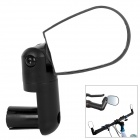 INBIKE Adjustable Reflector Mirror for Bicycle - Black