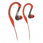 Philips SHQ3200 ActionFit Sports Earhook Headphones Orange & Grey