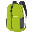 INBIKE IB816 Convenient Super Light Folding Nylon Backpack for Cycling - Green