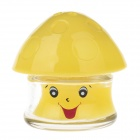 LU BEI LB-B011A Cartoon Style Lemon Scent Solid Freshener - Yellow (80g)