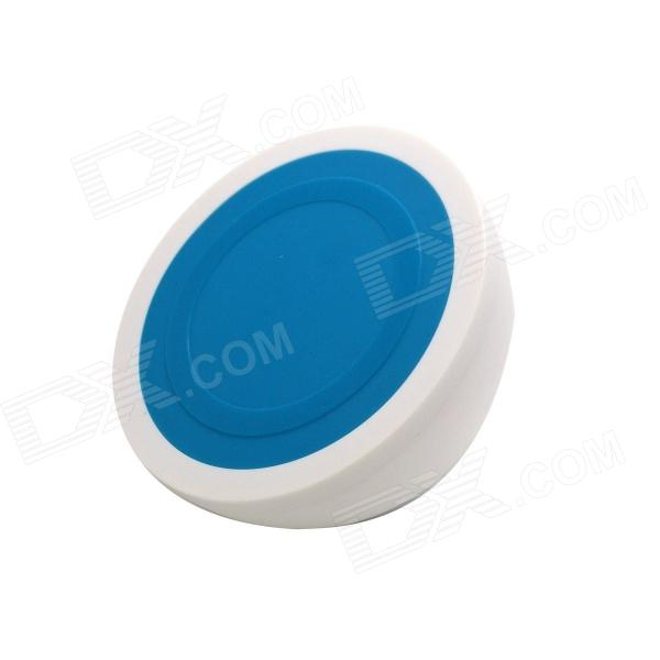 Q8-Qi Standard Mobile Wireless Power Charger - White + Blue