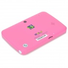 "iRulu AK402 4.3"" Android 4.0.4 Tablet PC w/ 512MB RAM, 4GB ROM, Dual-Camera for Kids - Deep Pink"
