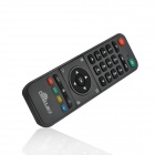 CHISELTEK F1 Wireless 2.4GHz 33-Key Keyboard Remote Control for Google TV Player - Black