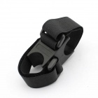 Brinyte Nylon & Plastic Small-cross Flashlight Bike Mount - Black
