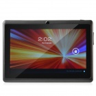 "Softwinners M3 7.0"" Android 4.1 Tablet PC w/ 512MB RAM, 4GB ROM, Wi-Fi, TF - Black"