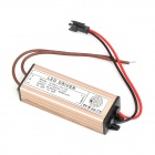 HDX 12~18w LED Driver - Brass + Black