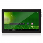 "T10 10.1"" Android 4.1 Dual Core Tablet PC w/ 1GB RAM, 16GB ROM, TF, Wi-Fi, Camera, HDMI - Black"