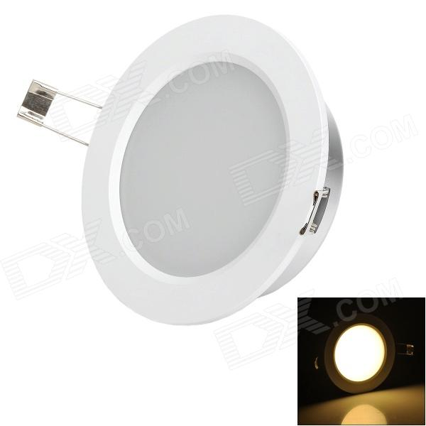 LeXing LX-TD-2 5.5W 300lm 3500K LED Ceiling Light - White + Silver (85~265V) - DXCeiling Light<br>Brand LeXing Model LX-TD-2 Material Aluminum Color White + silver colour system Quantity 1 Voltage 85~265 V Product size 110 x 35mm Luminous Flux 250~300 lm Color Temperatur 2700~3500 K Wavelength No nm Outer diameter 17 cm Hole diameter 8 cm Height 3 cm Bulb interface Wired Power 5.5W Packing List 1 x Ceiling light (40cm-cable)<br>