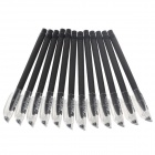 M&G AGP12010 0.5mm Heads Gel Pen - Black (12 PCS)
