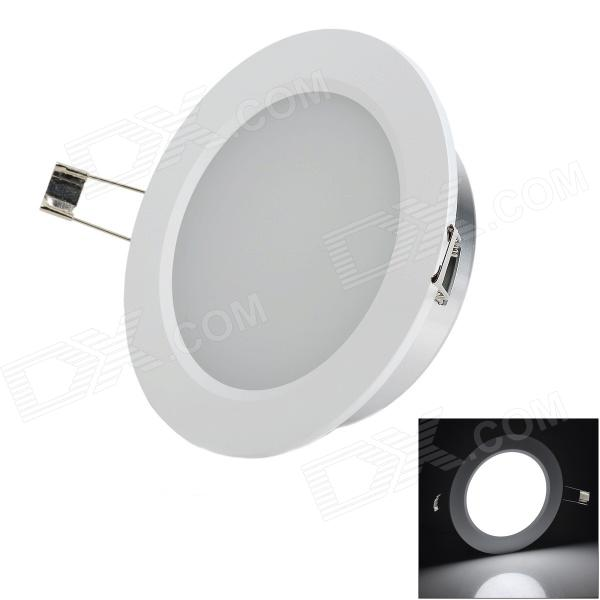 LeXing LX-TD-7 6.5W 430lm 7000K LED White Ceiling Light - White + Silver (85~265V) литой диск replica lx 78 7 5x18 6x139 7 d106 2 et25