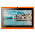 "MID-756 7"" Android 4.2 Tablet PC w/ 512MB RAM / 4GB ROM - Orange + Black"
