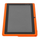"7"" android 4.2 Tablet PC w / 512MB RAM / 4GB ROM - oranssi + musta"