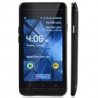 "E19 Android 2.3 GSM Bar Phone w/ 4"", Quad-Band, Bluetooth, Camera - Black"