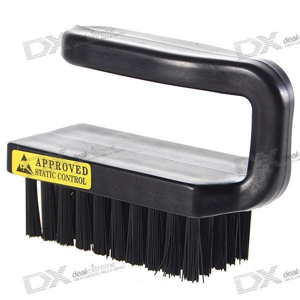 U-Type Anti-Static Plastic Cleaning Brush