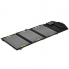 Sunwalk SUNWALK-105 Portable Folding 10.5W Monocrystalline Solar Panel - Black