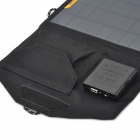 Sunwalk Sunwalk-105 Portable Folding 10.5W panel solar monocristalino - Negro