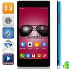 "htm M1 MTK6572 Dual-Core Android 2.3.5 GSM Bar Phone w/ 4.63"", Quad-Band, FM, Wi-Fi - Black + Blue"