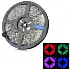 ZnDiy-BRY Z-046 Waterproof 18W 600lm 300-SMD 3528 LED RGB Light Strip w/ Music Control Box (12V)