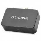 DL-LINK TS-BTAD01 Hi-Fi Bluetooth v4.0 Music Receiver w/ Fiber Coax / 3.5mm Audio Output - Black