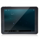 "8002 8"" Quad Core Android 4.1 Tablet PC w/ 1GB RAM / 8GB ROM / HDMI / G-Sensor - Silver + Black"