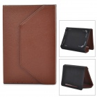 "Universal PU Leather Case for 7.85"" Tablet PC - Brown"