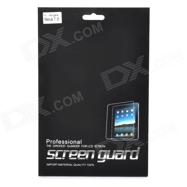 Protective PE Matte Screen Guard for Goggle Nexus 7 II - Transparent