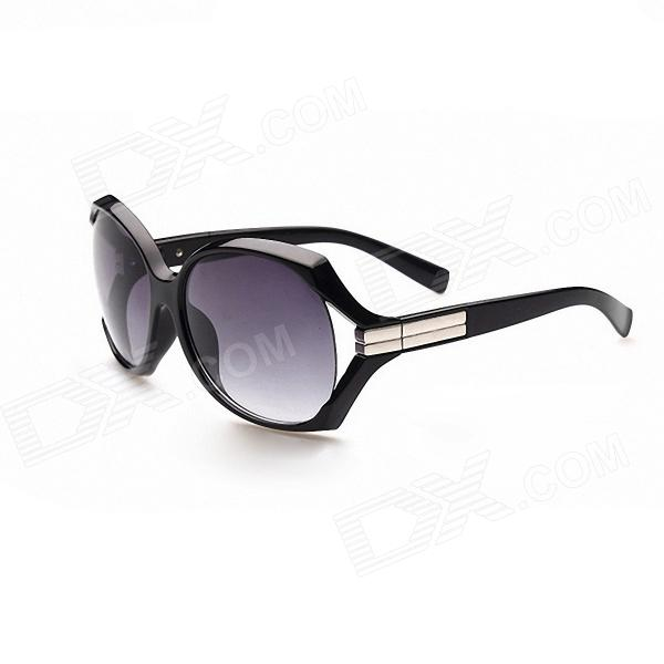 Fashion UV400 Protection Women's Sunglasses - Black