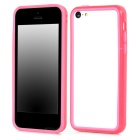 Protective TPU Bumper Frame for Iphone5c - Pink