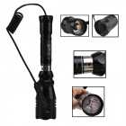 SingFire SF-55B 180lm 1-Mode Green Tactical Flashlight w/ Cree XP-E G4-R2, Remote Pressure Switch