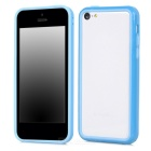 Protective TPU Bumper Frame for Iphone5c - Blue