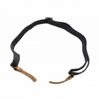 Nylon AK Rifle Sling - Black + Brown