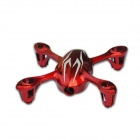 Hubsan H107-A21 Body Shell for H107C R/C Quadcopter - Red + Silver