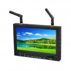 "Boscam RC701 5.8GHz Wireless FPV 7"" LCD Diversity Receiver Monitor"