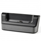 2-in-1 Cellphone & Battery Charging Dock Station for Samsung Galaxy Note 3 N9000 - Black