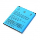 UMI BL-8P Replacement 3.7V 2520mAh Li-ion Battery for UMI X2 - Blue