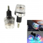 exLED 1W 36lm 3-LED 7-Color Motorcycle / Electric Car / Bike Turn Signal Light - (2 PCS / 12~24V)