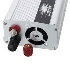 1500W DC 12V to AC 220V Power Inverter - Silver
