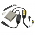 ADT-HID-CB03-35W Ultra-thin Decoding Ballast for BMW / Audi / Benz + More - Black