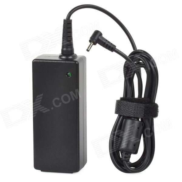 LiDY EXA0901 100~240V AC Power Adapter for Asus Laptop - Black (2.5 x 0.7mm) free shipping laptap replacement brand new laptop keyboard for asus z96 black and ru version for asus z96 russian layout