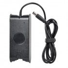 LiDY PA-1 AC 100~240V Power Adapter for Dell Laptop Notebook - Black (7.4 x 5.0mm)
