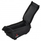 YANHO YA076 Bicycle Front Tube Bag for Touch Screen Cell Phone / GPS - Black
