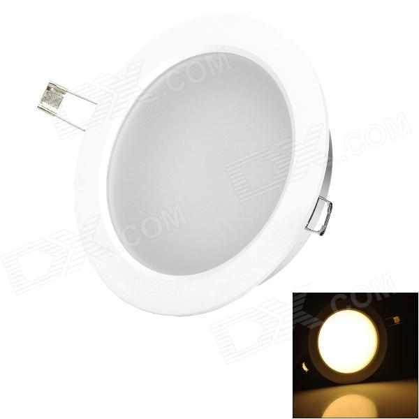 Lexing LX-TD-4 8.5W 630lm 3500K Warm White Light Ceiling Lamp - White + Silver brother lx 3500