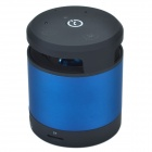 KB-16 Hand-Sensing Bluetooth V3.0 Wireless Voice Mini Speaker w/ TF / Handsfre - Black + Blue