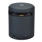 KB-16 Hand-Sensing Bluetooth V3.0 Wireless Voice Mini Speaker w/ TF / Handsfree - Black