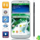 "Elephone P6 MTK6589T Quad-Core Android 4.2.2 WCDMA Bar Phone w/ 6.3"" HD, 32GB ROM, FM, GPS - White"
