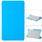 Ultrathin Protective PU Leather Case w/ Auto Sleep for Google Nexus 7 II - Blue