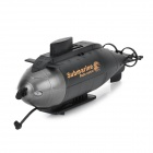 HappyCow 777-216 6-CH Mini Wireless R/C Submarine - Black (4 x AA)