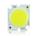 10W 300mA 3100K 85-95lm/W White Light COB LED Module (DC 29~35V)