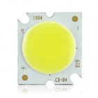20W 600mA 95lm 6500K White Light COB LED Light Source for Ceiling Lamp - Yellow + Silver (DC 29~35V)