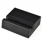 Portable Cell Phone USB Charging Dock Station for Sony Xperia Z Ultra XL39h - Black